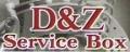 Logo: D&Z  Service Box OG