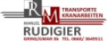 Logo Transporte Manuel Rudigier  Transportunternehmen