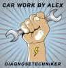 Logo Car Work by Alex e.U.  Kfz-Diagnosetechnik