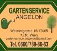 Logo Gartenservice ANGELON