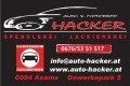Logo: Hacker Thomas  Spenglerei & Lackiererei