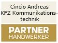 Logo: Cincio Andreas  KFZ Kommunikationstechnik