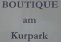 Logo Boutique am Kurpark  Inh. Rosa Herist Vis à vis vom Haupteingang - Kurpark Baden in 2500  Baden
