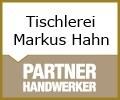 Logo Tischlerei Markus Hahn