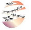 Logo Heilmasseurin und Dipl. Hypnosecoach Ricarda Hanne