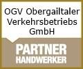 Logo OGV Obergailtaler Verkehrsbetriebs GmbH