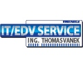 Logo: IT / EDV Service  Ing. Thomas Vanek