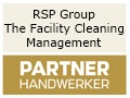 Logo RSP Group The Facility Cleaning Management Inh. Walter Pirek in 1040  Wien