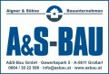 Logo A&S-Bau GmbH