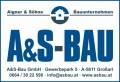 Logo: A&S-Bau GmbH