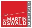 Logo: Baumeister Ing. Martin Oswald