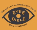 Logo: Eyesdiele Kontaktlinsen