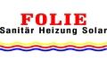 Logo Installation Folie
