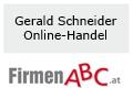 Logo: Gerald Schneider  Online-Handel
