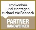 Logo Trockenbau und Montagen  Michael Weißenböck