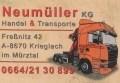 Logo Neumüller KG in 8670  Krieglach