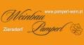 Logo: Weinbau Pamperl  Josef u. Maria Pamperl