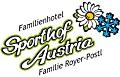 Logo Hotel  Sporthof Austria in 8972  Ramsau am Dachstein
