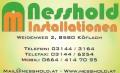 Logo: Nesshold Installationen GmbH