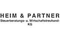 Logo: Heim & Partner  Steuerberatungs- und Wirtschaftstreuhand KG