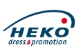Logo: Heko dress & promotion GmbH
