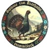 Logo Gasthof Auerhahn  Fam. Machado in 4802  Ebensee am Traunsee