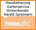 Logo Hausbetreuung & Gartenservice & Winterdienste  Harald Spielmann
