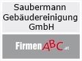 Logo: Saubermann Geb�udereinigung GmbH