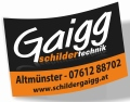 Logo Schildertechnik Gaigg Inh. Thomas Gaigg
