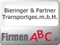 Logo Bieringer & Partner  Transportgesellschaft m.b.H.