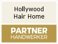 Logo: Hollywood Hair Home