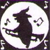 Logo: Musikhexe  Inh. Antonia Kaspirek