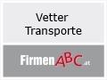 Logo Vetter Transporte Inh. Torsten Vetter