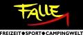 Logo: FALLE GmbH  Freizeit - Sport - Campingwelt