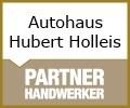 Logo Autohaus Hubert Holleis Karosserie & KFZ Technik