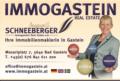 Logo Immogastein Real Estate e.U.
