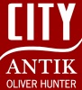 Logo: City-Antik  Antiquit�tenhandel  Oliver Hunter