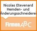 Logo Nicolas Etevenard Hemden- und Änderungsschneiderei