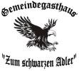 Logo: Gasthaus  Zum schwarzen Adler
