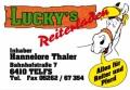 Logo: Lucky's Reiterladen  Inh. Hannelore Thaler