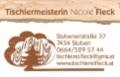 Logo Bau- und Möbeltischlerei Nicole Fleck
