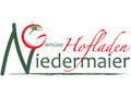 Logo: Niedermaier Gem�sehofladen