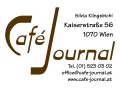 Logo: Café Journal