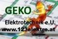 Logo: GEKO Elektrotechnik e.U.