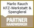 Logo Mario Rauch  KFZ-Werkstatt & Spenglerei