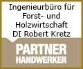 Logo: Ingenieurbüro für Forst- und Holzwirtschaft  DI Robert Kretz