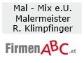 Logo: Mal - Mix e.U.  Malermeister Robert Klimpfinger