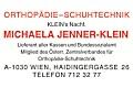 Logo: Orthop�die-Schuhtechnik  Michaela Jenner-Klein