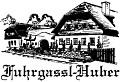 Logo Fuhrgassl-Huber  Buschenschank
