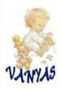 Logo Vanyas Kindersecondhand und mehr....  �ller Michaela